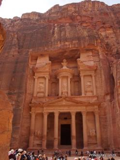 Petra. Temple (2)