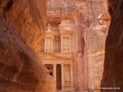 Petra. Temple Al-Khazneh
