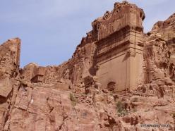 Petra. Tombs