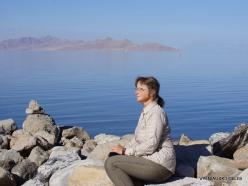 Didysis Druskos ežeras (Great Salt Lake) (9)