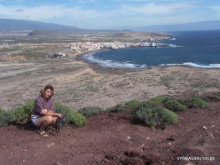 Near El Medano. Nature reserve Montaña Roja (3)