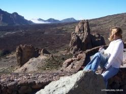 Teide National Park. Las Cañadas del Teide