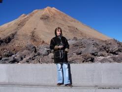 Teide National Park. Pico del Teide