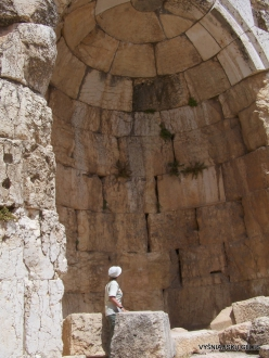 Baalbek. Romanian temple complex (Heliopolis) (11)