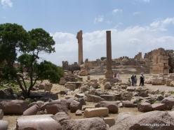 Baalbek. Romanian temple complex (Heliopolis) (12)