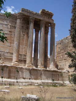 Baalbek. Romanian temple complex (Heliopolis) (5)