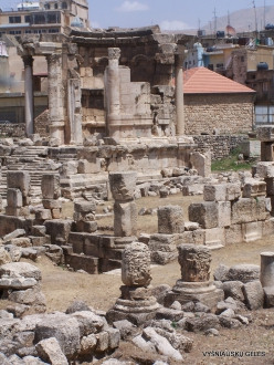 Baalbek. Romanian temple complex (Heliopolis) (6)