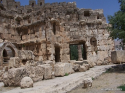 Baalbek. Romanian temple complex (Heliopolis) (9)