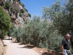 Wadi Kadisha (Kadisha Valley). Monastery of Mar Lishaa (St. Elisha) (1)