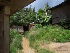 Kelantan. Lojing Highlands. Village of Orang Asli (Temiar) peoples (3)