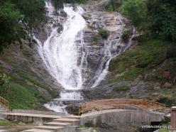 Perak. Near Tapah. Lata Iskandar waterfall (2)