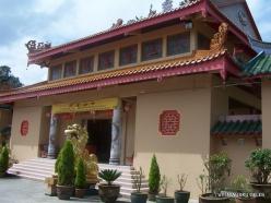 Pahang. Brinchang. Sam Poh Temple (5)