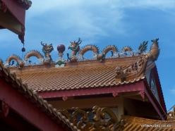 Pahang. Brinchang. Sam Poh Temple (9)