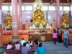 Pahang. Brinchang. Sam Poh Temple