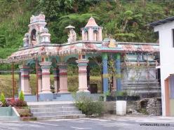 Pahang. Tanah Rata. Sri Subramaniya Alayam (Hindu Temple) (6)