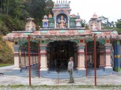 Pahang. Tanah Rata. Sri Subramaniya Alayam (Hindu Temple) (7)