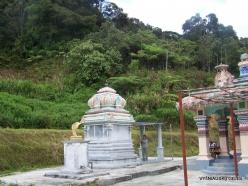 Pahang. Tanah Rata. Sri Subramaniya Alayam (Hindu Temple)
