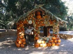 Los Andželas. Descanso botanikos sodas (2)