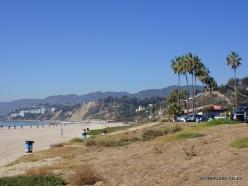 Los Andželas. Santa Monica paplūdimys (3)