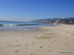 Los Andželas. Santa Monica paplūdimys (4)