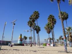 Los Andželas. Venecijos paplūdimys (2)