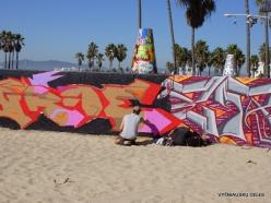 Los Andželas. Venecijos paplūdimys (3)
