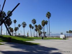 Los Andželas. Venecijos paplūdimys