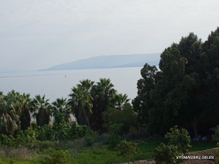 Tabha. Sea of Galilee (Lake Tiberias, Kinneret)