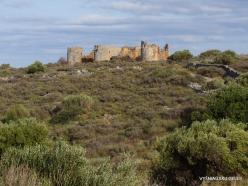 Near Fourni. Vrouhas Windmills