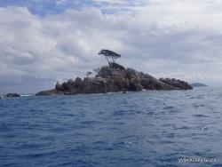 Seychelles. Ave Maria Island