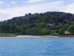 Seychelles. Felicite Island