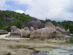 Seychelles. La Digue. Anse Source d'Argent (10)