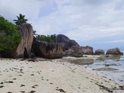 Seychelles. La Digue. Anse Source d'Argent (11)