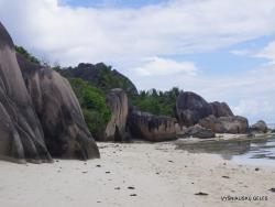Seychelles. La Digue. Anse Source d'Argent (3)