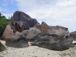Seychelles. La Digue. Anse Source d'Argent (5)