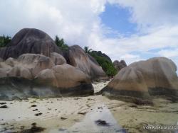 Seychelles. La Digue. Anse Source d'Argent (6)