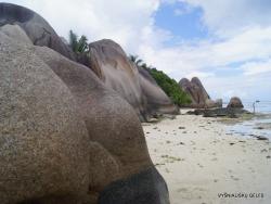 Seychelles. La Digue. Anse Source d'Argent (7)