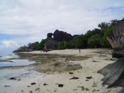 Seychelles. La Digue. Anse Source d'Argent (8)