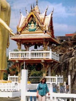 Hua Hin. Khao Takiab šventykla (3)