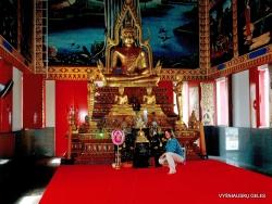 Hua Hin. Khao Takiab šventykla