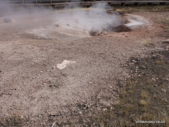 Jeloustono nacionalinis parkas. Fountain Paint Pot. Red Sputer (2)