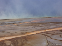 Jeloustono nacionalinis parkas. Midway Geyser Basin. Grand Prismatic Spring (1)