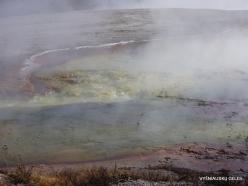 Jeloustono nacionalinis parkas. Midway Geyser Basin. Torquoise Pool (5)