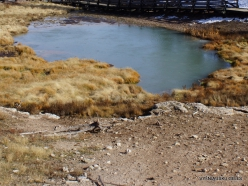 Jeloustono nacionalinis parkas. Mud Volcano Area (6)
