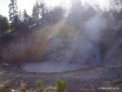 Jeloustono nacionalinis parkas. Mud Volcano Area (7)