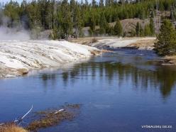 Jeloustono nacionalinis parkas. Upper Geyser Basin. Firehole River (7)
