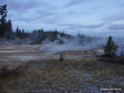 Jeloustono nacionalinis parkas. Yellowstone Lake area (1)