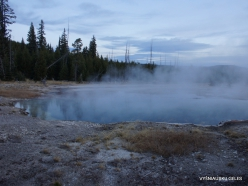 Jeloustono nacionalinis parkas. Yellowstone Lake area (10)