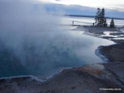 Jeloustono nacionalinis parkas. Yellowstone Lake area (15)