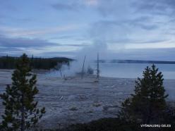 Jeloustono nacionalinis parkas. Yellowstone Lake area (16)